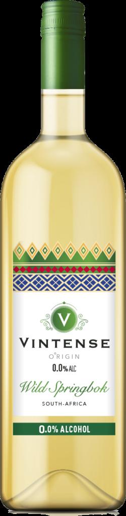Wild Springbok Vintense sans alcool