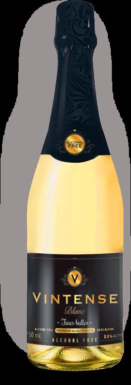 White Vintense alcohol-free