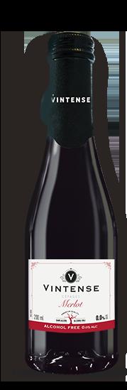 Merlot Vintense alcohol-free